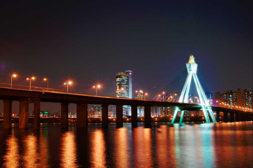 Han River Cruise & N Seoul Tower