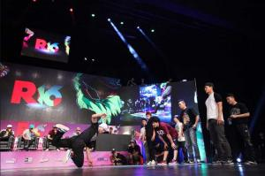 B-boy Performance