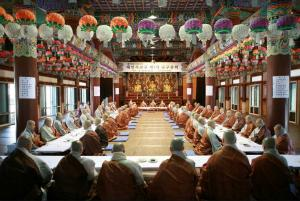 Korean Buddhism Zen Retreat 12 Days Tour  11 Nights